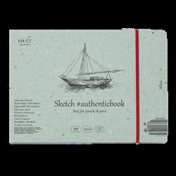 SM.LT authenticpad Album Sketch 24.5cm x 176cm 90gsm 32shts **ND**