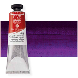 Sennelier Rive Gauche Oil 200ML Dioxazine Purple