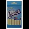 Montrose White Chalk Set of 12