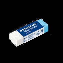 Eraser Staedtler Plastic Combi Large [526 508]