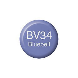 Copic Ink and Refill BV34 Bluebell *ND*