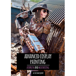 Book The Book of Advanced Cosplay Painting **ND**