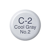Copic Ink and Refill C2 Cool Grey 2 *ND*