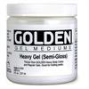 Golden Medium Heavy Gel Semi Gloss 8oz
