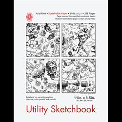 Pentalic Utility Sketch