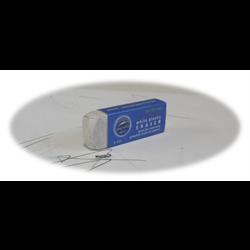 Pacific Arc Eraser White Plastic