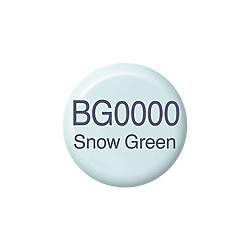 Copic Ink and Refill BG0000 Snow Green *ND*