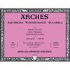 "Arches Watercolour Block HP 140lb 12""x16"""