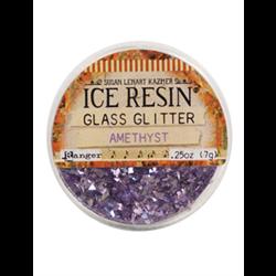 Ranger Ice Resin German Glass Glitter Amethyst **ND**
