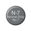 Copic Ink and Refill N7 Neutral Grey 7 *ND*