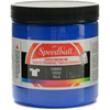 Speedball Fabric Screen Printing Ink Blue 8oz