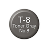 Copic Ink and Refill T8 Toner Grey 8 *ND*