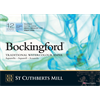 "Additional images for Bockingford Watercolour Pad 140lb CP White 10"" x 14"" (12 sheets) **ND**"
