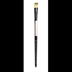 Brush Black Silver SH Bright 16