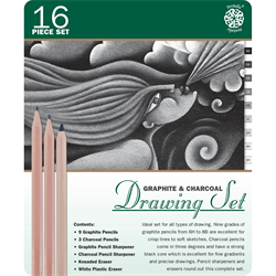Pentalic Drawing Tin Sets