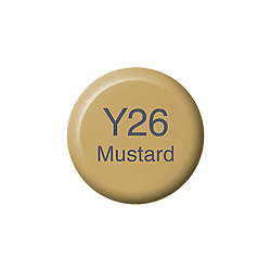Copic Ink and Refill Y26 Mustard *ND*