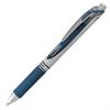 Pentel EnerGel Liquid Gel Pen 0.7mm Navy Blue