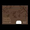 SM.LT Haiku Cards Watercolor 260gsm 24shts **ND**