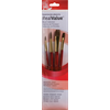 Brush Set 9121 Real Value Series - Camel Set of 4 brushes