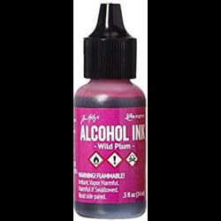 Ranger Tim Holtz Alcohol Ink 14ml Wild Plum **ND**