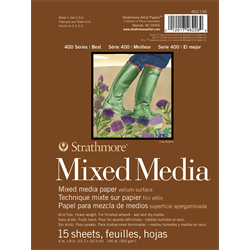 400 Series Mixed Media