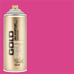 Montana GOLD Spray Pink Pink - 400ml **ND**