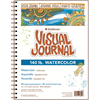 "Strathmore Visual Journal 400 Watercolor CP 140lb 9"" x 12"""