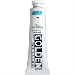 Golden Heavy Body Acrylic 2oz. Tube