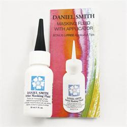 Daniel Smith Masking Fluid 1oz w/ 5 Free Tips