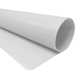 "Wonderflex White 43""x55"" (1.1m x 1.4m) Jumbo Sheet **ND-Final Sale**"
