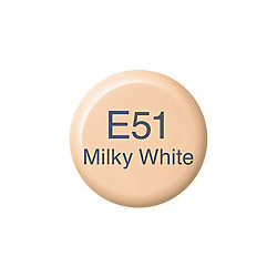 Copic Ink and Refill E51 Milky White *ND*