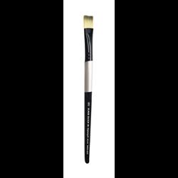 Brush Black Silver LH Bright 20