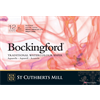 "Additional images for Bockingford Watercolour Pad 140lb HP White 7"" x 10"" (12 sheets) **ND**"