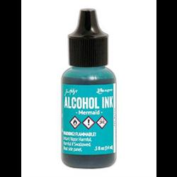 Ranger Tim Holtz Alcohol Ink 14ml Mermaid **ND**
