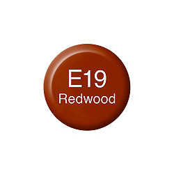 Copic Ink and Refill E19 Redwood *ND*