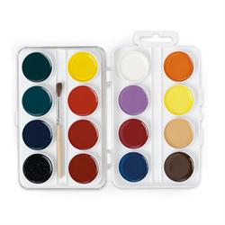 Richeson Watercolour Semi Moist Original Set of 16 ND - CLEARANCE!