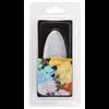 Richeson Watercolour Semi-Moist Metallic Pan 10 grams Silver