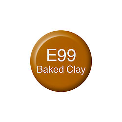 Copic Ink and Refill E99 Baked Clay *ND*