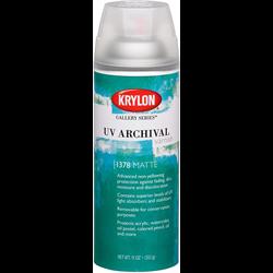 Krylon Artist Spray Varnish & Fixatives