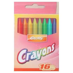 Montrose Crayons 16 Count