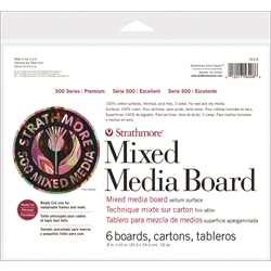 500 Series Mixed Media Board