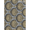 Paper Art Deco Lotus - Gold/Silver/Black **ND**