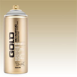 Montana GOLD Spray Gold Chrome - 400ml **ND**