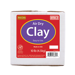 Amaco Air Dry Clays