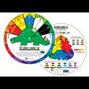 Color Wheel Children's Colorsaurus
