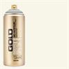 Montana GOLD Spray Shock White cream - 400ml **ND**