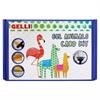 Gelli Arts Gel Animals Card Kit **ND**