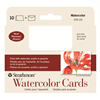 "Strathmore Cards Watercolor CP 140lb 3.5"" x 4.875"" 10pk"