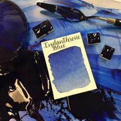 Stoneground Watercolour Half Pan Indanthrone Blue **ND**
