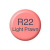 Copic Ink and Refill R22 Light Prawn *ND*
